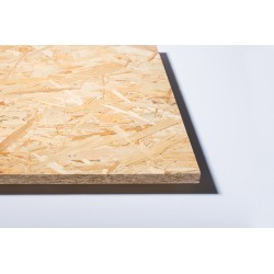 OSB 3 ECO nebroušená 4P&D 22x625x2500mm